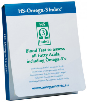 Omegor Test - Omega-3 Index